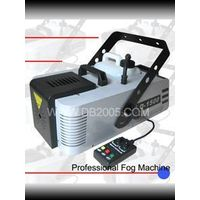 D-1500 professional fog machine