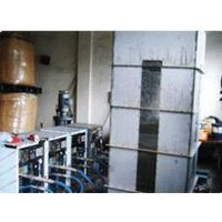 Difficult to resolve (leachate, high-organic) wastewater treatment device