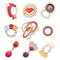 2021 new product BPA Free sun shapes Food Grade Silicone baby teether ring toy Bpa Free thumbnail image