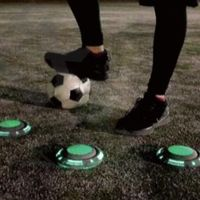 Agility Training Lighting Ball Kit, Speed and Reaction Agility Training for all people
