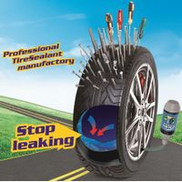 Tire sealant for all tire, no corrosion