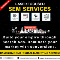 Search Engine Marketing (SEM Services)