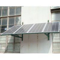 Solar refrigerator system