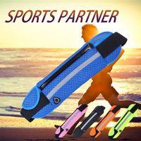 Outdoor waist bag running belt waist belts for running, sports outdoor running waist bags thumbnail image