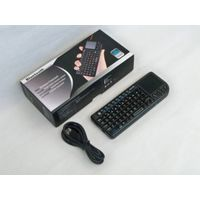 mini bluetooth keyboard with laser,crystal keycap,backlight,touchpad