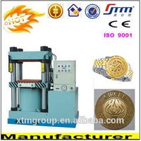 Game coins fast stamping forming hydraulic press machine