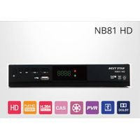 DVB-C Multiple Video CAS PVR 1080HD Nb81 with HDMI Cable