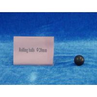 Rolling steel ball 20mm