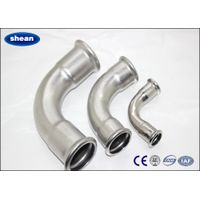 Dhgate aura water pipe profile M type press fit elbow