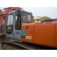 EX200-5 hitachi used excavator for sale