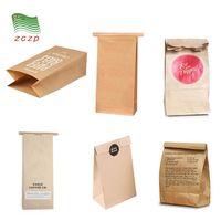 Heat-sealing food package paper