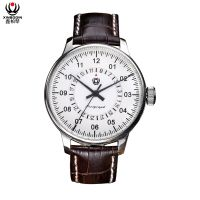 XINBOQIN Watch Maker Wholesale Brand Automatic Mechanical Men's Watches Custom Your own Logo OEM ODM