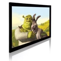 HD Fixed Frame Screen /Fixed Projection Screen