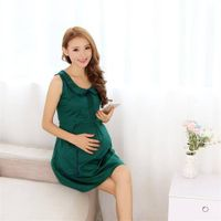 100% cotton latest dress for maternity women anti-radiation clothing