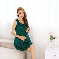 100% cotton latest dress for maternity women anti-radiation clothing