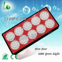 Greenhouse/hydropnoc/indoor garden --450W(150*3W)High power Led grow light 3w thumbnail image