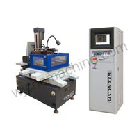 Economical and Practical Medium-Speed Wire-Moving Linear Cutting Machine Tool thumbnail image