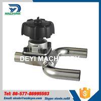 China Hot Sales U type Diaphragm Valve thumbnail image