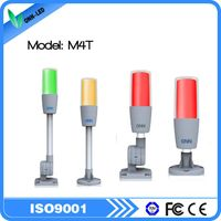 ce fcc shenzhen factory price led tower light red yellow green colors led warning light with buzzer