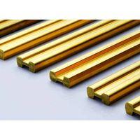 Fast Cutting Brass Bar/Rod/Tube C3604 CNC turning part thumbnail image