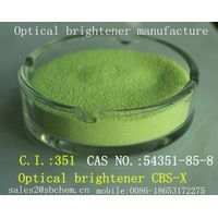 optical brightner CBS-X for detergent manufacturer