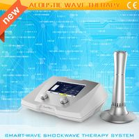 Advanced Acoustic wave therapy body slimming machine