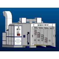 Baochi spray booth (BC-768S,oil, gas, electric heated three in one) thumbnail image