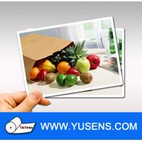 """230gsm 8.5""""x11"""" Double side Glossy paper (Cast coated)"""