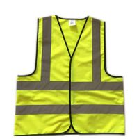 hivis jacket security reflective vest safety work clothes thumbnail image