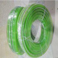 Non -Torsion fiber braided reinforced pvc garden hose thumbnail image