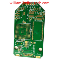 Circuit Board Industry Gold Detector Fr4 High Tg Pcb
