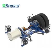 Rawsuns Power AC EV Motor for Truck thumbnail image
