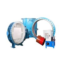 check butterfly valve for hydro power plant