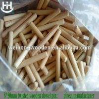 factory direct supply wooden dowel pin of good quality