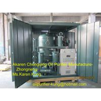 Power distribution Transformer Oil Purifier/ Transformer Drying machine thumbnail image