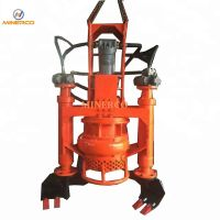 Latest Design Submersible Slurry Dredging Pump Suppliers