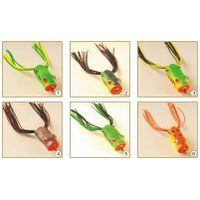 fishing lures soft lure frog lure fishing tackles thumbnail image
