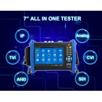 7 inch touch screen ip camera tester cctv tester thumbnail image
