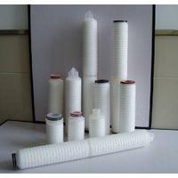 Nylon Pleated Filter Cartridge