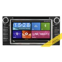 Capacitive touch screen special car dvd for YOYOTA Series with 3G/WIFI/DVR/OBD/ Mirror Link/Audio Co thumbnail image