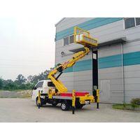 Aerial Work Platform Truck (HGS180)