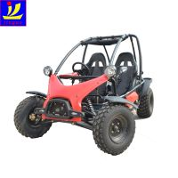 Outdoor adult ride on ATV amusement go karts with high power thumbnail image