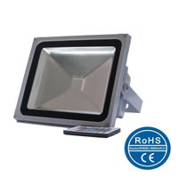RGB LED flood light dimmable/colorful LED outdoor flood light/10W/20w/30w/50w/100w