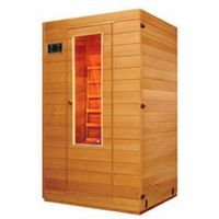 Infrared Sauna Room(Double with Four Angles)