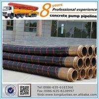 concrete delivery hose