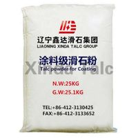 Paiting Application Talc Powder