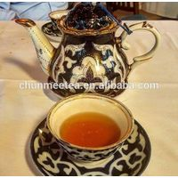 Uzbekistan imported from China green tea