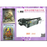 3d wallpaper low cost uv printer factory directly thumbnail image