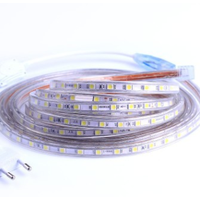 Waterproof and electricity proof flexible light strip thumbnail image