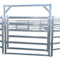horse horse panels/livestock panels/cattle yards/corral pen panels